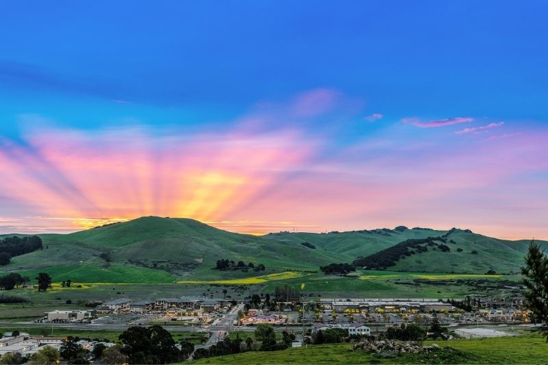 American Canyon Featured Image